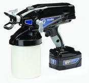 Фото - Профессиональный безвоздушный распылитель краски Graco MiniMax