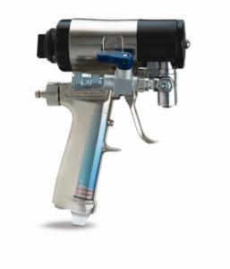 Пистолеты-распылители серии Fusion к установкам Reactor