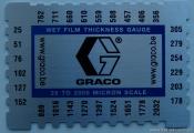 Фото - Измеритель толщины влажного слоя Graco<br /> от 20 до 2000 мкм