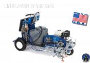 Фото - Дорожно-разметочная машина Graco Line Lazer IV 250 SPS