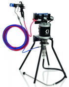 Фото - Покрасочный аппарат Graco Mini Merkur™ ES Air-Assisted