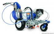 Фото - Graco Line Lazer IV 5900 - дорожно-разметочная машина