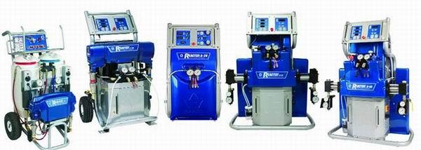 Дозаторы высокого давления пневматические, электрические и гидравлические