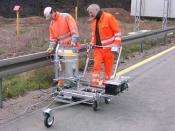Фото - Ручные машины для укладки холодного пластика серии Durozet